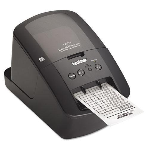 BRTQL720NW - Brother QL-720NW Direct Thermal Printer - Monochrome - Desktop - Label Print