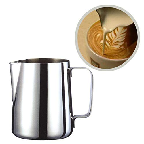 - Majinz Store Coffee Pots Stainless Steel Latte Art Pitcher Milk Frothing Jug Espresso Coffee Mug Barista Craft Coffee Cappuccino Cups