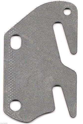 Bed Rail Double Hook Flat Plate Fits 2