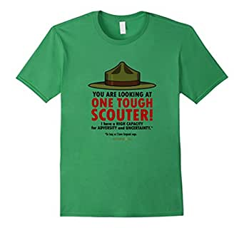 Men's One Tough Scouter! 3XL Grass