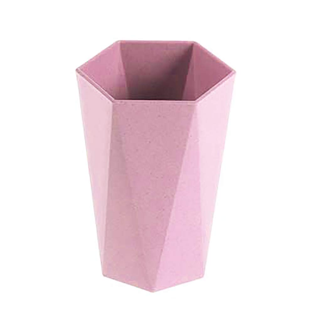 xMxDESiZ Nordic Geometric Cup Zahnb/ürstenhalter Waschen Trinken Home Bad Zahnbecher beige