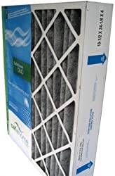 Safe Home Duo Air Purify 4 in. Furnace Filter 16x25x4 in. 68916254