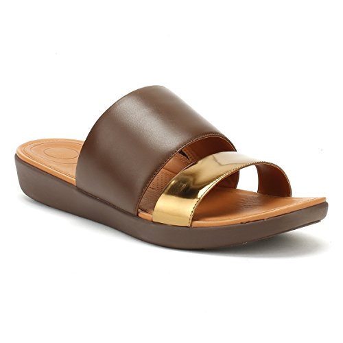 FitFlop Delta Toe Thong Leather Mirror Espresso/Bronze Mirror-Taille 41 Merrell Chaussure basse Jungle Moc AC+ Pzp2cZ2