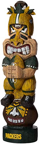 Green Bay Packers Tiki Figurine ()