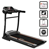 Fitkit FT098 Series 1.5 HP (2 HP peak) Motorized Treadmill (Free Installation Service)