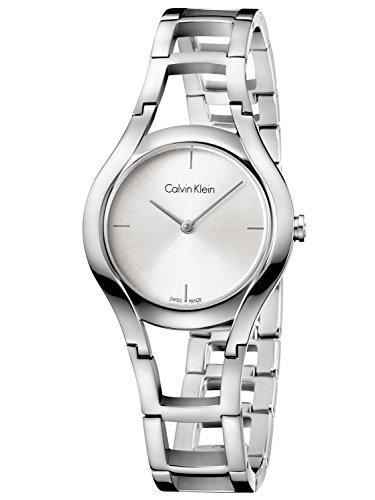 Calvin Klein Class Women's Swiss Class Stainless Steel Bracelet Watch 32mm K6R23126 23126