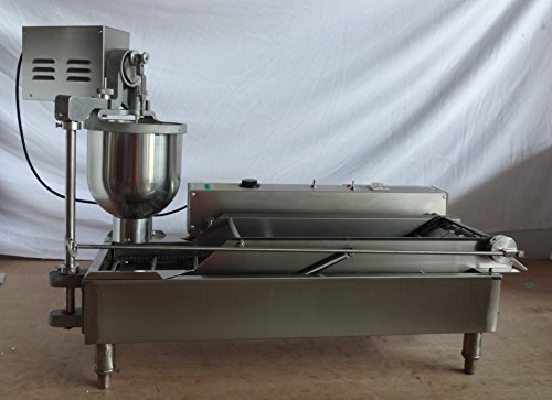 Kolice Electric Heating Automatic Doughnut Making Machine/Frying Doughnut Maker/Frying Donuts Maker/Donuts Making Machine/Frying Donut Making Machine/Frying Donut Maker for Street Food,Restaurant by Kolice (Image #1)