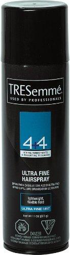 Tresemme 4 Plus 4 Ultra Fine Hairspray, 11 ounce
