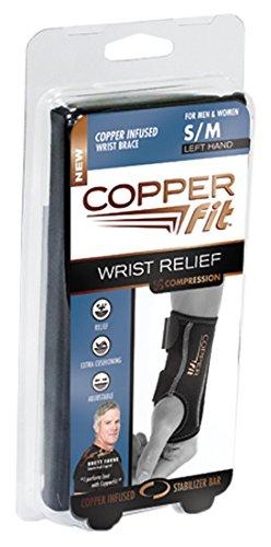 Copper Fit Compression Wrist Sleeve – DiZiSports Store