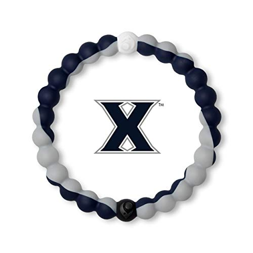 Lokai Game Day Collegiate Bracelet, Xavier University, Medium ()