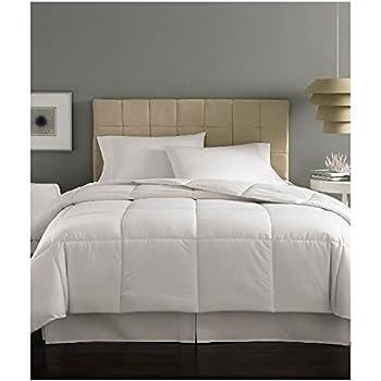 Home design mini stripe 230t down alternative - Home design down alternative comforter ...