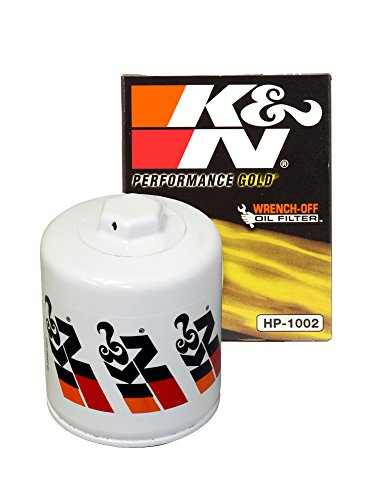 K&N HP-1002 Performance Wrench-Off Oil Filter (2015 Mustang Oil Filter compare prices)