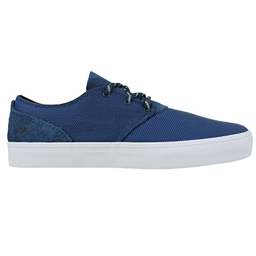 eS Skateboard Shoes ACCENT NAVY/GUM Size 10.5