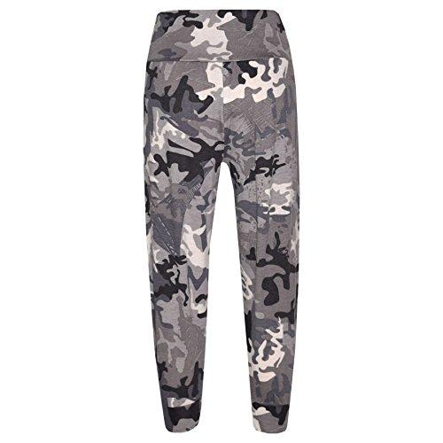 Style Girls 2 liso Kids 8 Moda 4 12 Camo Leggings 10 Color Pantalones 7 Carb de 13 os Ali A2Z 11 Edad 9 3 6 a Kids Baba moda 5 AYtZwq