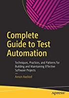 Complete Guide to Test Automation Front Cover