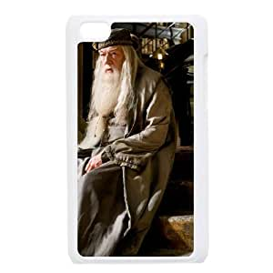 Harry Potter And The Half Blood Prince 11 funda iPod Touch 4 caja funda del teléfono celular blanco cubierta de la caja funda EEECBCAAJ02965