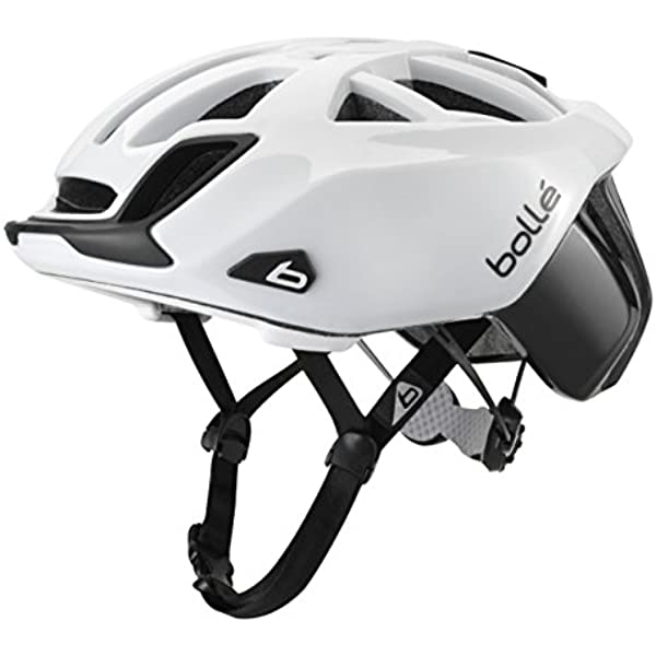 Bolle Trackdown Cycling Helmet Black Unisex-Adult 51-54cm