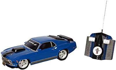 Toystate Road Rippers Motor Muscle Radio Control: 1970 Ford Mustang Mach 1