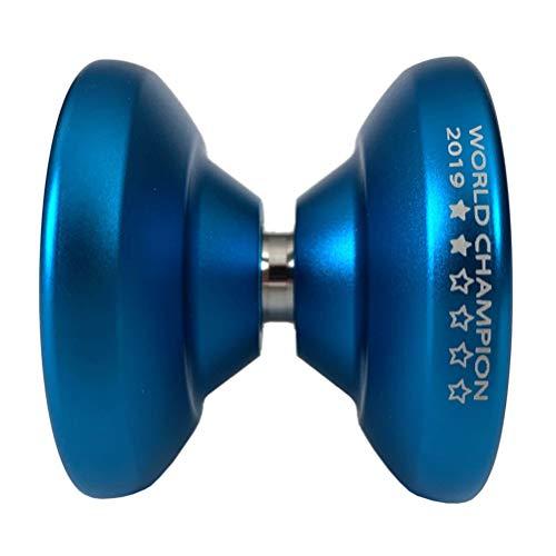 YoYoFactory World Champion Shutter Wide Angle Yoyo Color Aqua Collectible (Shutter Yoyo Yoyofactory)