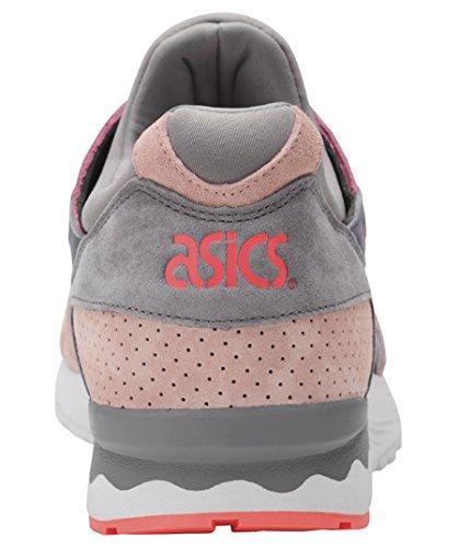 Asics Herren Sneakers Gel-Lyte V mauve wood/aluminium