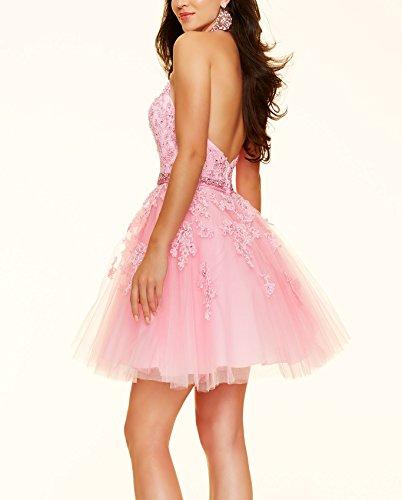 a Mall Bridal linea 34 ad Vestito rosa Donna SrrIxdqEn