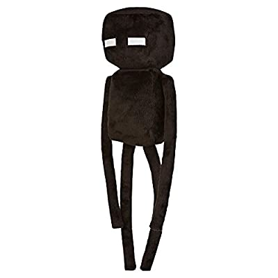 """JINX Minecraft 17"""" Enderman Plush Stuffed Toy (Unboxed with Hang Tag)"""