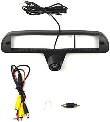F350 Trucks with After Market Video Display 3rd Brake Light Cargo Camera for 1999-2016 Ford F250 Wont Work with Factory Radio