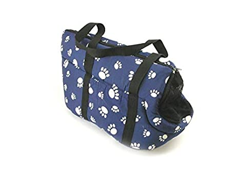 Amazon.com: Pet Carrier de viaje hombro bolso bolsa cartera ...