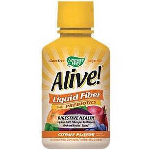(Nature's Way Alive! Liquid Fiber Citrus Flavor)