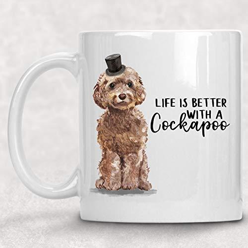 Cockapoo Mug Gift Idea