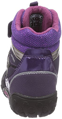 Pictures of Geox B Gulp Girl ABX 2 Boot ( Prune 7 M US Toddler 8