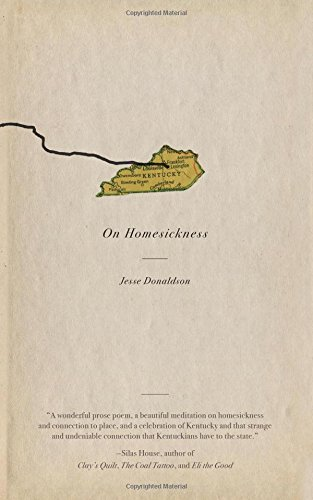 On Homesickness: A Plea (In Place)
