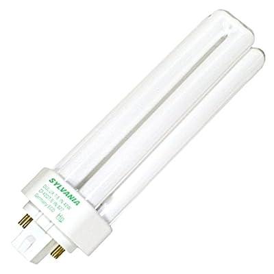 (25 Pack) Sylvania 20890 CF42DT/E/IN/841/ECO 42-Watt 4100K 4-Pin Triple Tube Compact Fluorescent Lamp