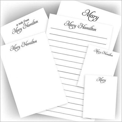 Personalized 600 Sheet Memo Pad Set - 2790