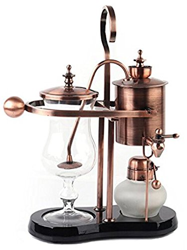 Luxury Home Coffee Maker : DGCoffee Belgian Belgium Luxury Royal Family Balance Syphon Coffee Maker Elegant - Coffee Pigs