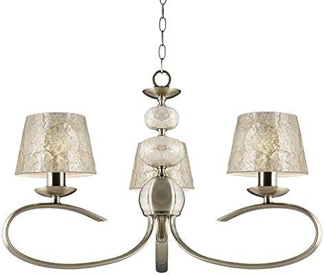 Iluminación AJP Lámpara de techo, 38 x 30 x 26 cm: Amazon.es ...
