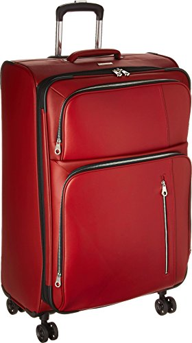 Calvin Klein Lenox Hill 29'' Expandable Spinner, Red by Calvin Klein