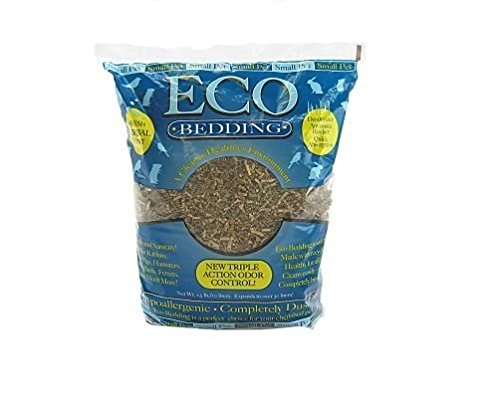 FiberCore Eco-Bedding Odor Control 10 lb, Box Brown