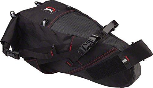 Revelate Design Pika Seat Bag: Black