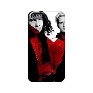 DannyLCHEUNG Iphone 6plus Bumper Cell-phone Hard Cover Unique Design High-definition Metallica Pattern [FsS2355nqyK]