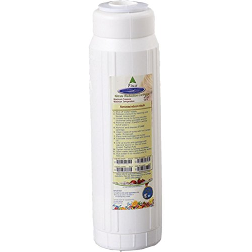 Nitrate Removal Water Filter (Crystal Quest CQE-RC-04007 Nitrate Filter Cartridge)