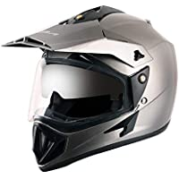 Vega Off Road OR-D/V-A_M Full Face Motocross Helmet (Anthracite, M)