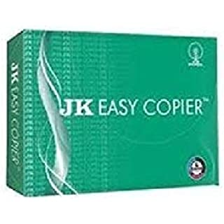 Jk Easy Copier A4 Size Paper 70 Gsm 500 Sheets Laser Printer Paper