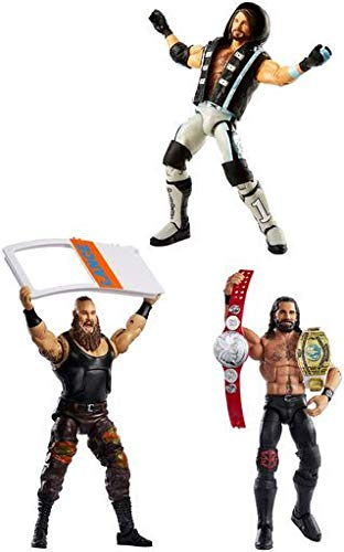 WWE Top Picks Elite Collection Action Figure (Styles May Vary)