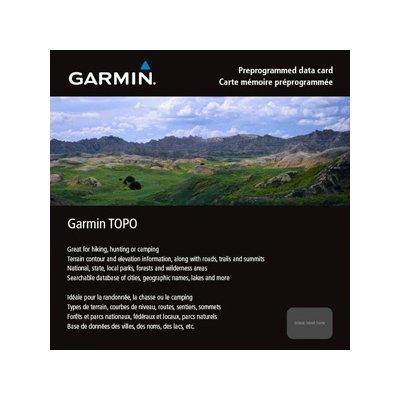 GARMIN Canada East MicroSD/SD Data ()