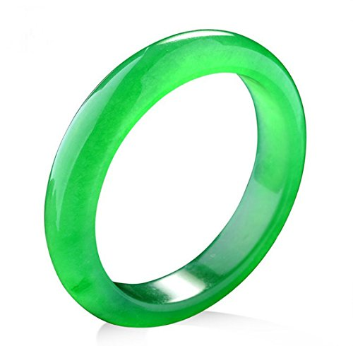 Antiquity Sian Art Green Luck Beautiful Bangle Bracelet for Girl with Box(big flat) - Macys Mens Bags