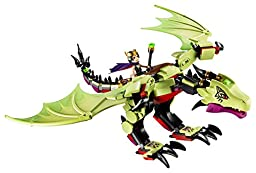 LEGO Elves The Goblin King\'s Evil DRAGON 41183 Building Kit (339 Pieces)