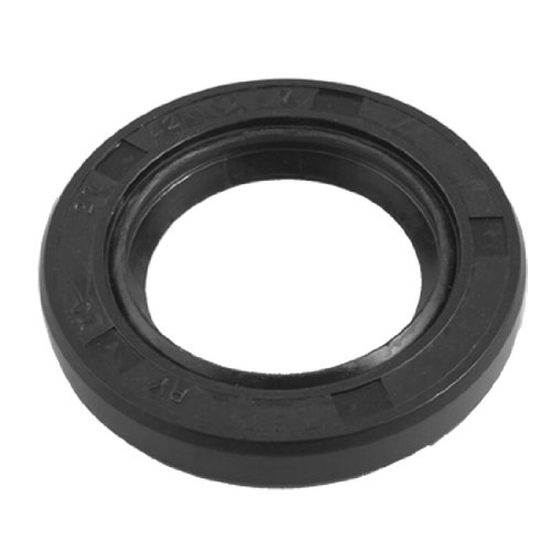 uxcell Spring Loaded Metric Rotary Shaft TC Oil Seal Double Lip 27x42x7mm