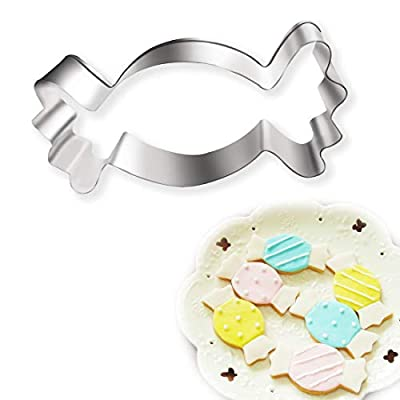 Cake Molds - 1pc Baking Decorating Stainless Steel Candy Shape Cookie Cutter Biscuit Cake Mold Mould - Rectangle Airplane Pattern Kentucky Cross Knight Small Embosser Mason Puzzle Skeleton G