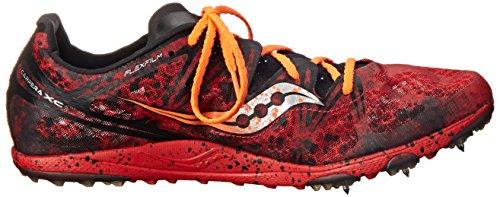 Saucony Breakthru 2 Scarpe Da Corsa - Ss16 Rosso / Arancione